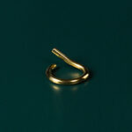 Brass Incense Holder (iii)