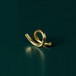 Brass Incense Holder (ii)